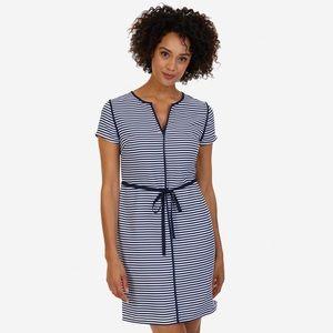 Nautical Striped Dress